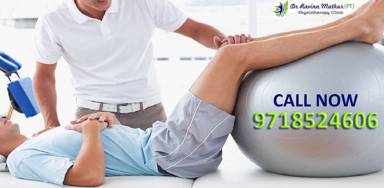 Ortho Physiotherapy clinic cum centre in Rohini, Delhi